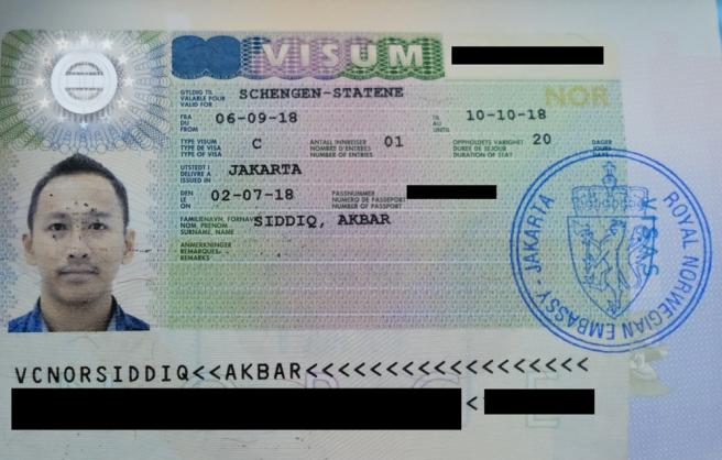Siapa Bilang Ngurus Visa Schengen Norway Susah Yuk Simak Bardiq